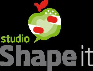 Logo Studio Shape it, nagelstylist, afslank coach, afvallen, gezichtsbehandelingen, Groningen